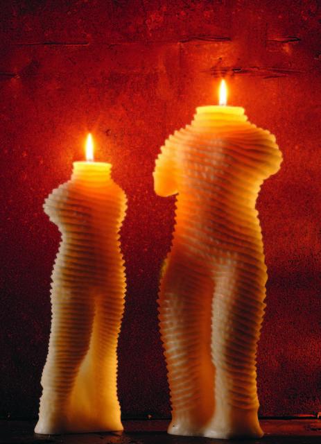 Michele Oka Doner, 'Rados Candles', Cristina Grajales Gallery