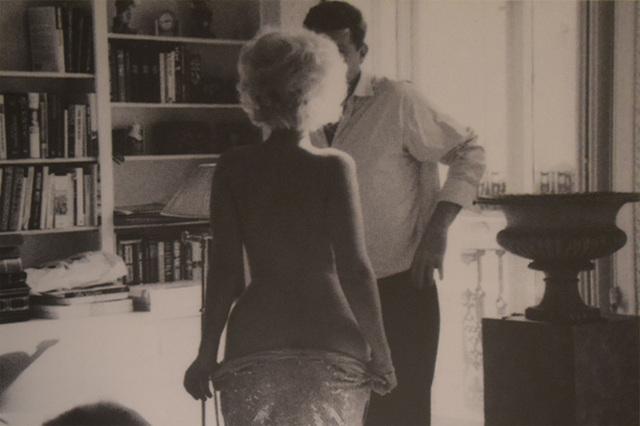 Alison Jackson, 'Marilyn Undressing for JFK', 2012, HG Contemporary