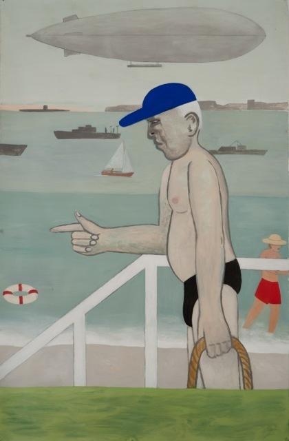 , 'Sea Dog, the Sentry,' 2015, James Harris Gallery