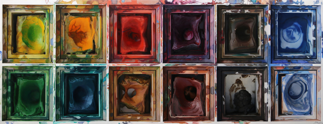 , 'Watercolour Box,' 2016, Plus One Gallery
