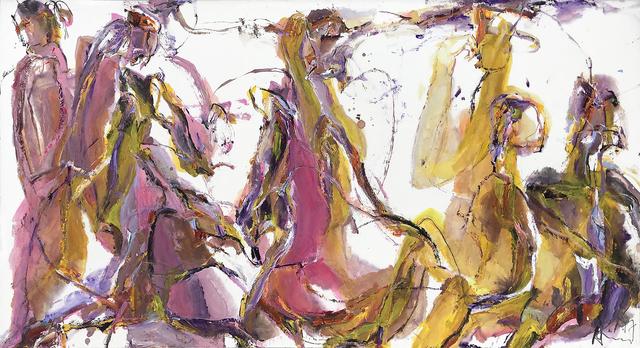 , 'Pink Whisper,' 2018, Oeno Gallery