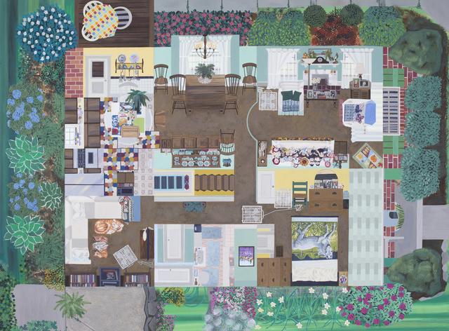 , 'Retired Yardwork (Parents),' 2017, Zevitas Marcus