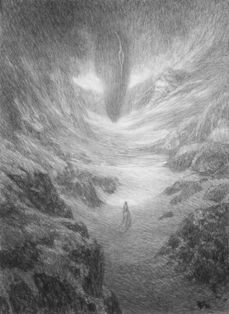 Christophe Vacher, 'The Bride', 2018, IX Gallery