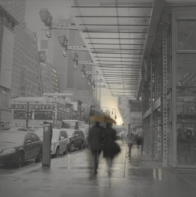 , 'Couple with Umbrella, New York,' 2014, Nailya Alexander Gallery