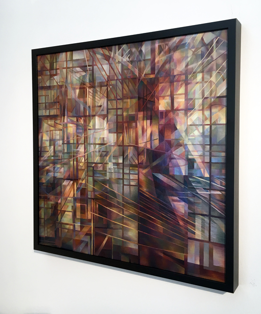 Nancy Newman Rice, 'Reflections I', 2019, Duane Reed Gallery