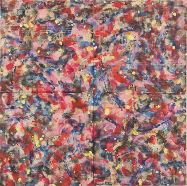 , 'Dark Matters: Rose and Blue,' 2018, Lesley Heller Gallery