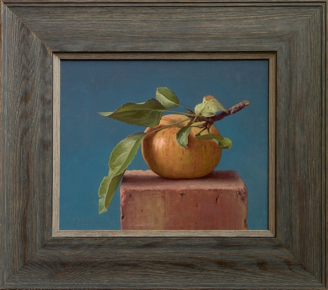 , 'Apple on a Brick II,' 2016, ARCADIA CONTEMPORARY