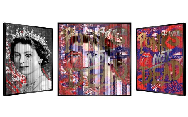 , 'Punk Queen,' 2018, Galerie Montmartre