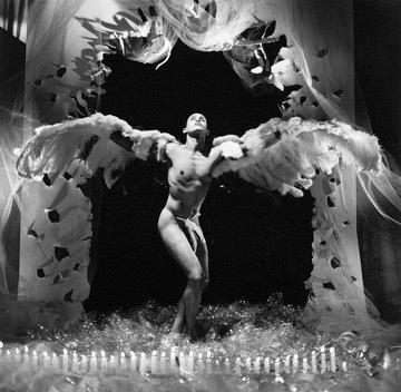, 'Angel of the Night,' 1989, Espacio Mínimo