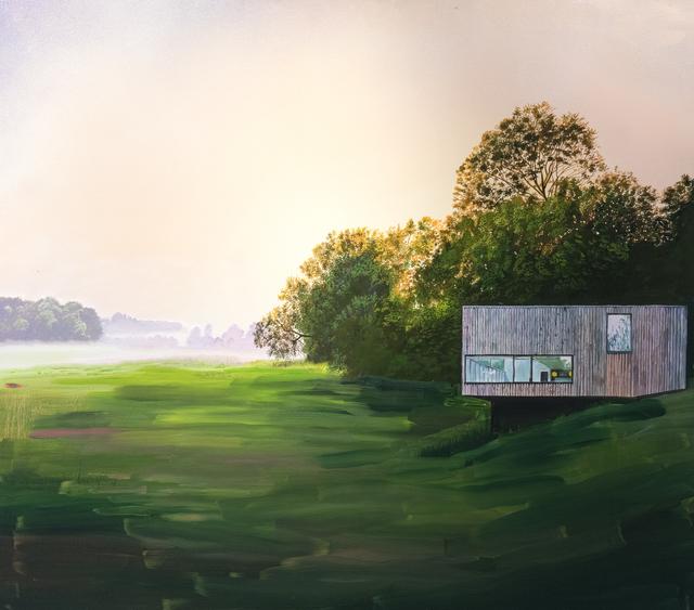 , 'Break the Solitude,' 2018, Hans Alf Gallery