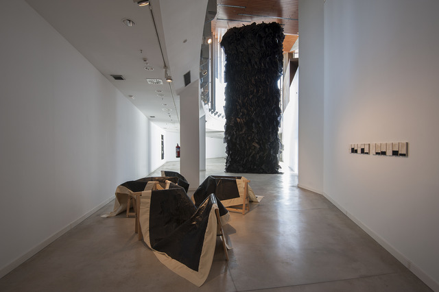 , 'Labyrinth of Passions (Tower edition) I,' 2018, Sabrina Amrani