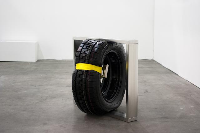 , 'I.U.B.P,' 2015, Rolando Anselmi
