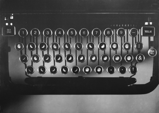 , 'Lunar Typewriter,' 1979/2011, Henrique Faria Fine Art