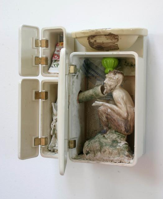 , 'Piccola composizione con fauno,' 2016, Anna Marra Contemporanea