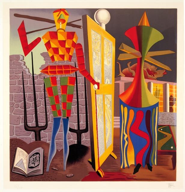 , 'La Beau Temps,' 1973, Francis M. Naumann Fine Art