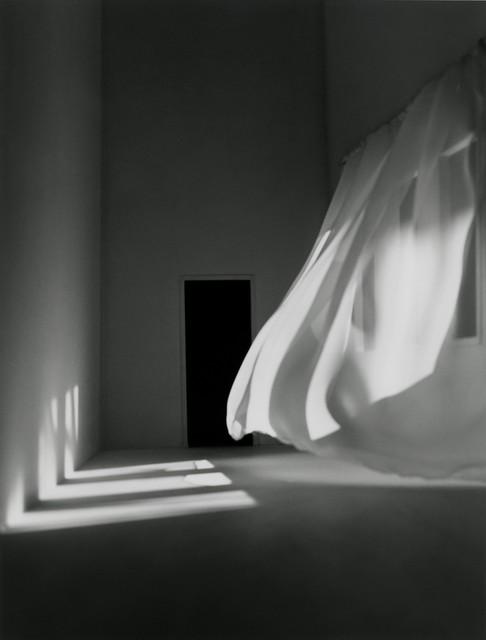 , 'curtain 010402,' 2001, Kamakura