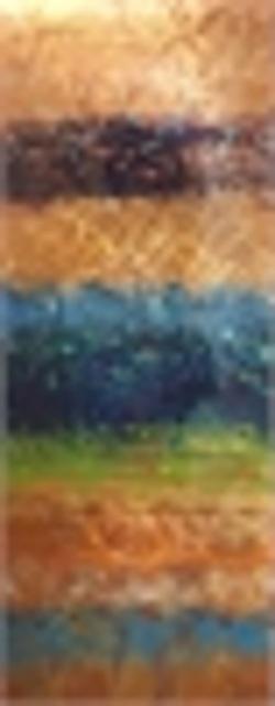 "Ken Rausch, '**Cool Copper 1 panel - 23""', 2018, Mixed Media, Copper, Whistler Contemporary"