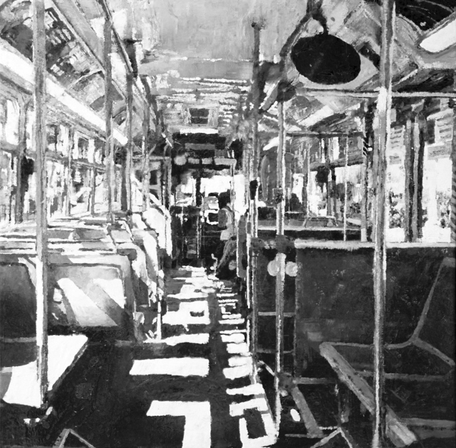 , 'Subway N°959,' 2015, Artima
