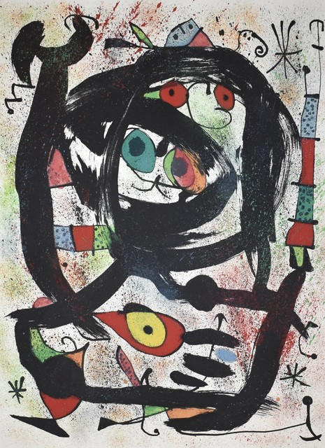 Joan Miró, 'Untitled', 1969, Georgetown Frame Shoppe