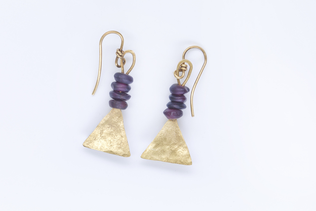 , 'Earrings (9),' , Pangolin