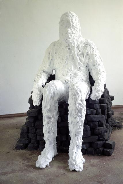 , 'Snowman,' 2006, Galerie Kleindienst