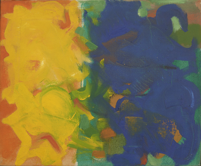 , 'Night and Day,' 1963, Berry Campbell Gallery