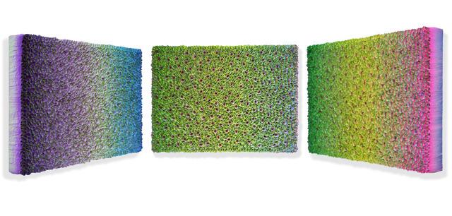 Zhuang Hong Yi, 'Flowerbed Colorchange', 2019, SmithDavidson Gallery