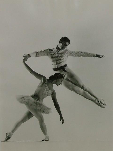 Gjon Mili, 'Alicia Alonso & Igor Youskevitch', 1947, Contessa Gallery