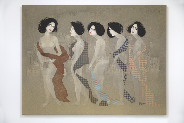 , 'Targets,' 2017, Jack Shainman Gallery