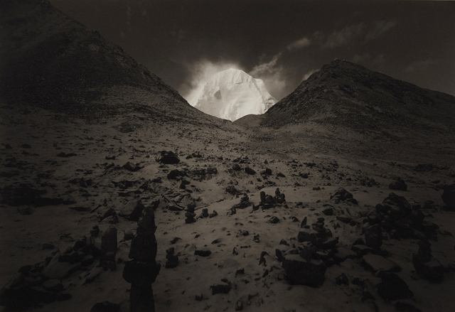 Kenro Izu, 'Kailash #75, Tibet', 2000, Friends Without a Border Benefit Auction