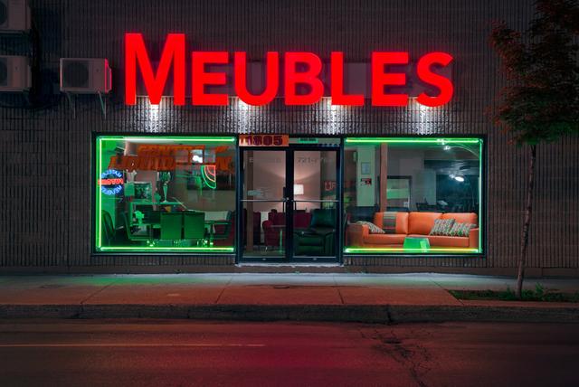 , 'Meubles? Oui. ,' 2016, The Print Atelier