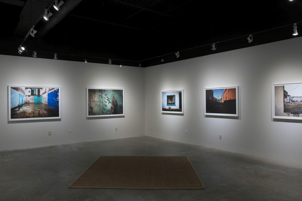 Forest McMullin, Late Harvest: On Back Roads in the Deep South @ Thomas Deans Fine Art