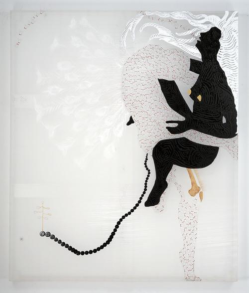 , 'Entre el aliento y saliva (III),' 2008, Susan Eley Fine Art