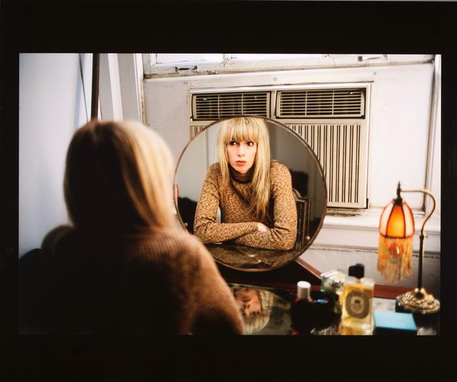 , 'Joey in my mirror, Berlin 1992 / Joey in my vanity mirror, NYC 1999,' , Galleria Pack