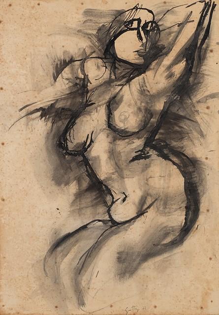 Renato Guttuso, 'Untitled,1962', Finarte