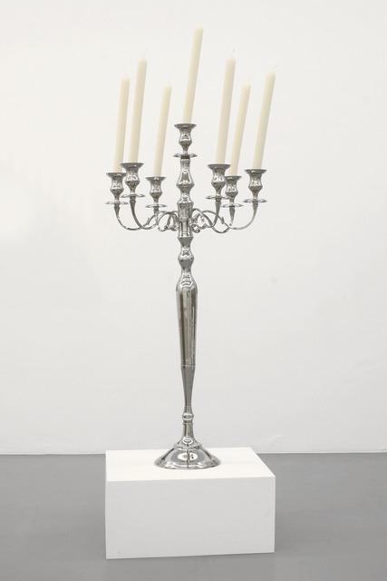 , 'Candle Holder,' , Galerie Micheline Szwajcer