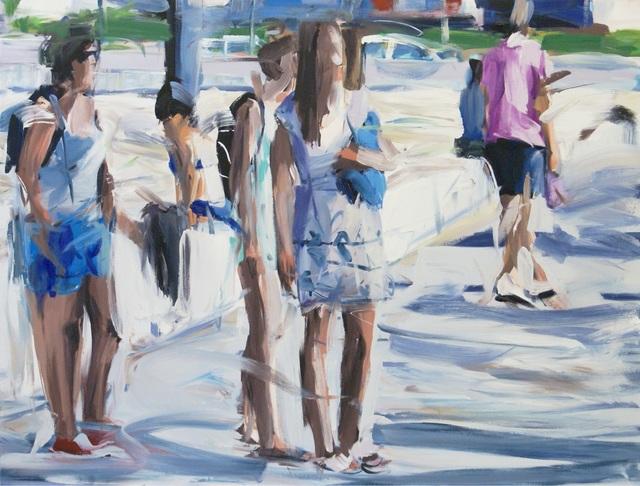 , 'Valencia,' 2018, Galerie Barbara von Stechow