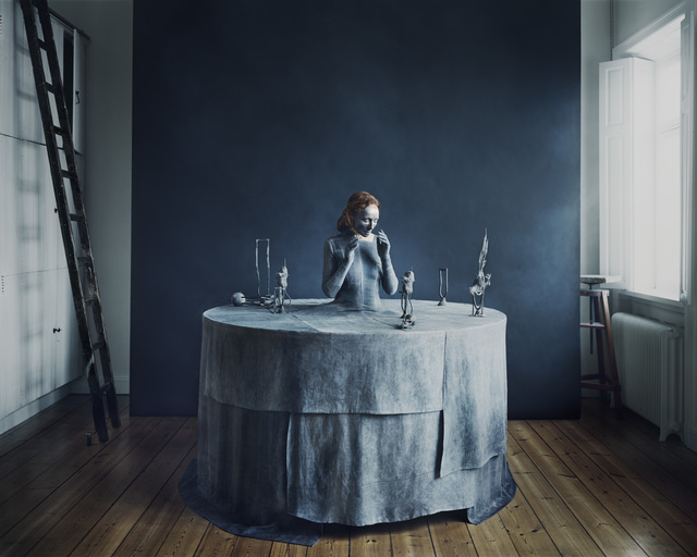 , 'Temporary Room,' 2018, CFHILL
