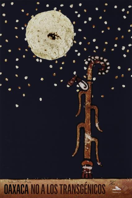 Francisco Toledo, 'Luna Tortilla (Moon Tortilla)', 2014, Sin Título Gallery