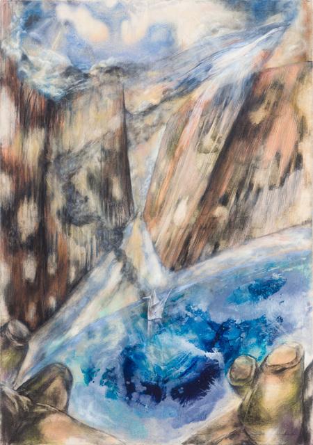 Magdalena West, 'Spaltklang', 2013-2014, galerie burster