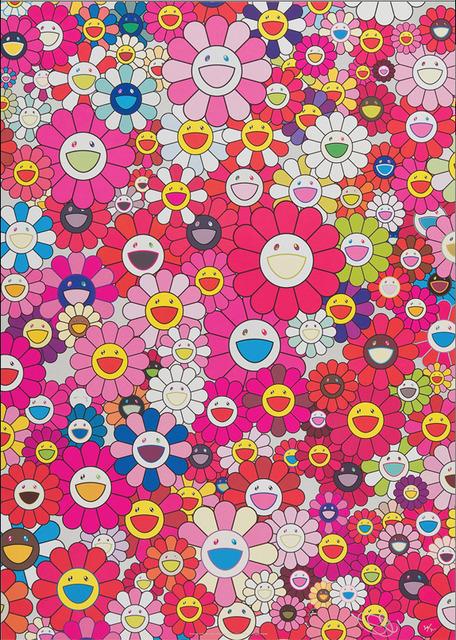 Takashi Murakami, 'An hommage to Monopink 1960 A', Kunsthuis Amsterdam