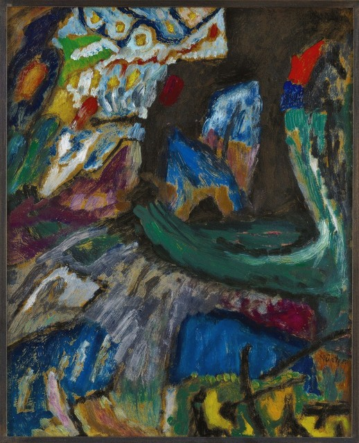 , 'Abstract,' 1915, Galerie Thomas