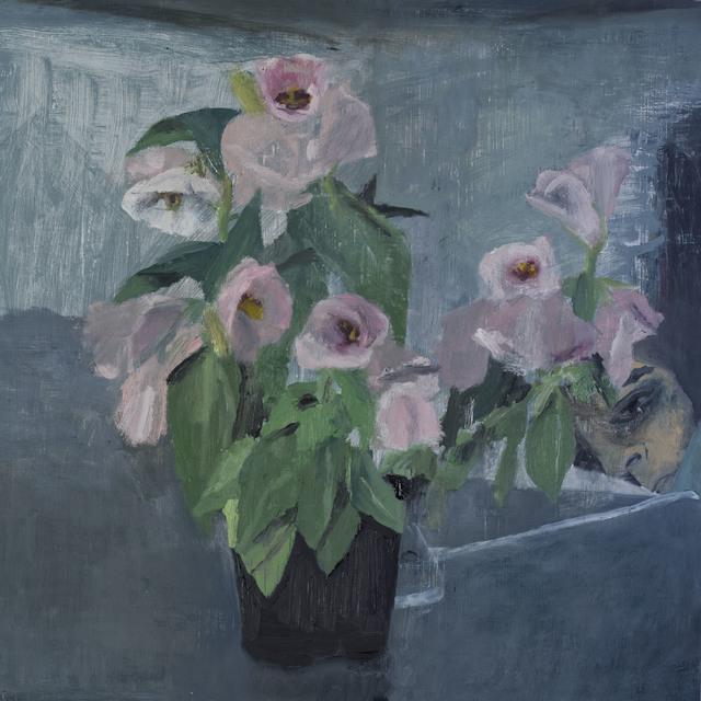 , 'July Interior,' 2018, Nancy Margolis Gallery