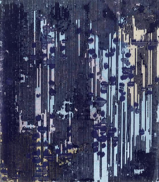 , 'Avalanche (SBA20180205),' 2018, Patrick Heide Contemporary