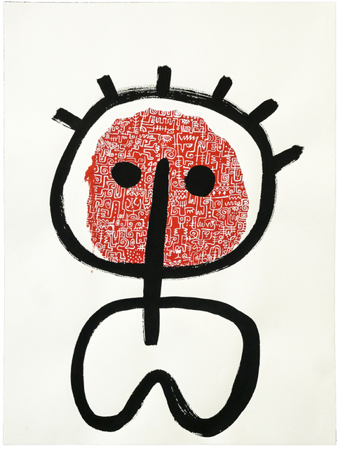 Victor Ekpuk, 'Ruby', 2018, Aicon Gallery