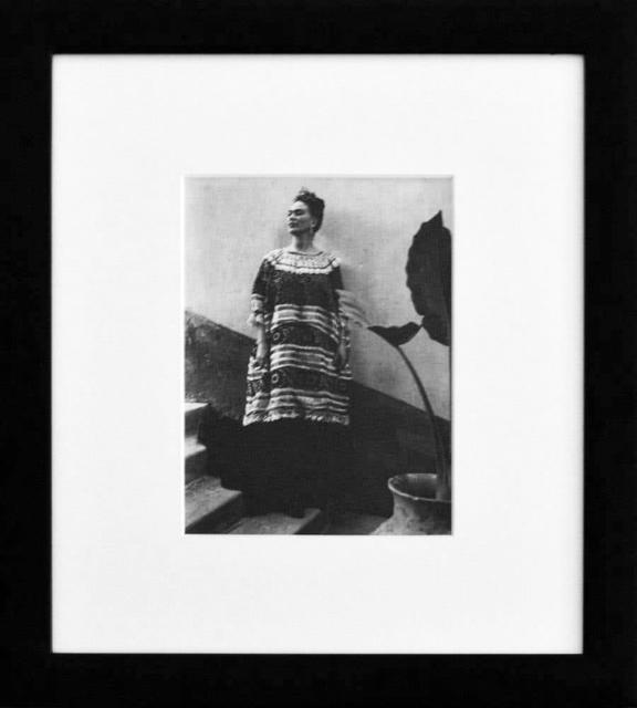 , 'Frida Kahlo, Casa Azul, Coyoacán Mexico ,' 1945, The Art Design Project