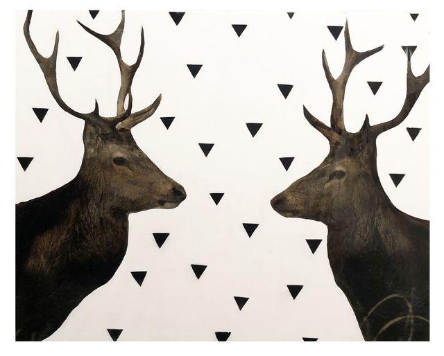 , 'Ellie & Eva,' , Diehl Gallery