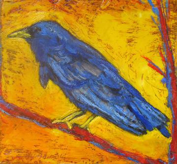 , 'Crow Balance,' 2013, Zenith Gallery