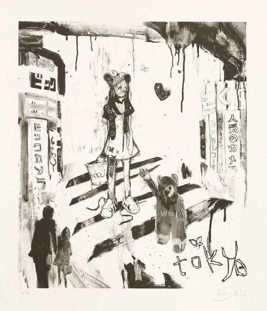 Antony Micallef, 'Shibuya Crossing', 2005, Sworders
