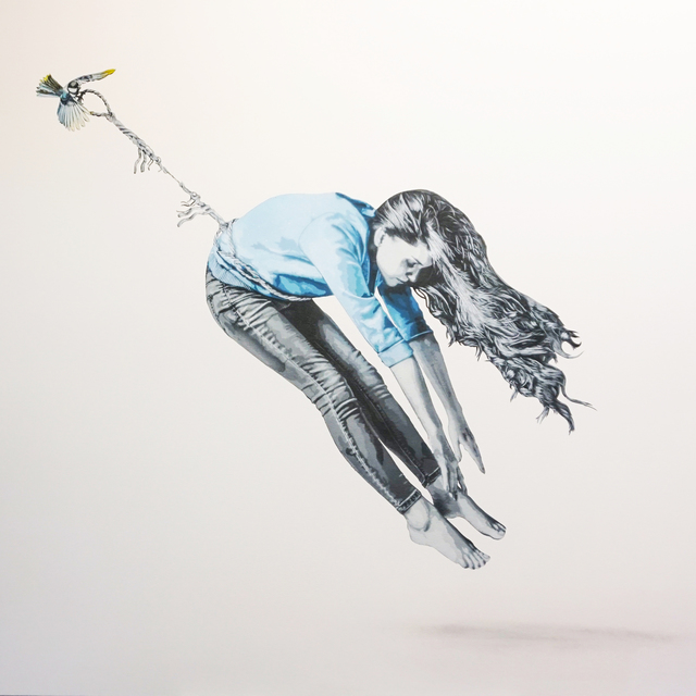 , 'Hold Fast Hope,' 2018, NextStreet Gallery